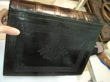 Large Victorian Bible